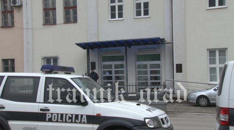 Osumnjičeni za pokušaj ubistva saslušan u Kantonalnom tužilaštvu u Travniku