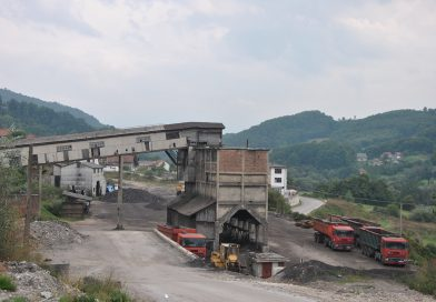 """Rudnik """"Abid Lolić"""" Bila: Rudari prve smjene jutros sišli u jamu i proizvodnja nastavljena"""