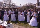 Održano zajedničko vjenčanje na srednjovjekovnoj tvrđavi  u Travniku