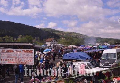 Odgođen tradicionalni sajam u Turbetu