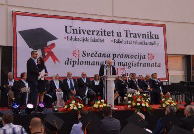 Promovisani diplomanti i magistranti Edukacijskog i Fakulteta za tehničke studije