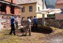Zaštitna arheološka istraživanja harema Varoške džamije u Travniku