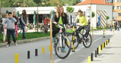 U Travniku obilježen Svjetski dan bez automobila