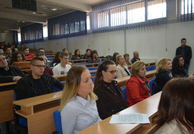 """Pred početak akademske godine na Sveučilištu """"Vitez""""  održana pripremna praktična nastava"""