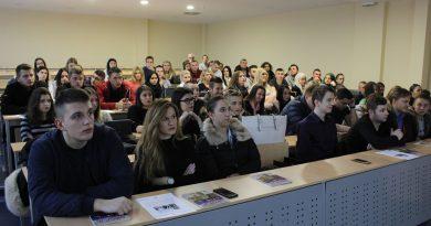 Prof. Dr. Atanas Kozarev održao predavanje studentima Internacionalnog univerziteta Travnik
