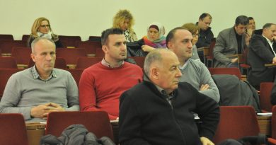 Usvojen Nacrt budžeta Općine Travnik u iznosu od 18, 2 miliona maraka