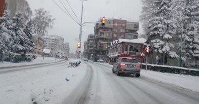 MUP SBK: Obavezno posjedovanje i korištenje zimske opreme