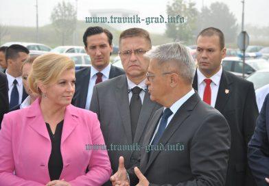 Predsjednica Republike Hrvatske posjetit će srednju Bosnu