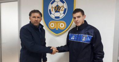 Goloman i Vidović potpisali ugovore sa NK Travnik