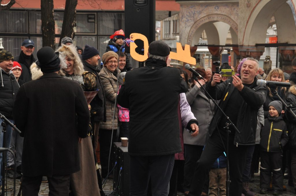 """Počeo je  """"Travnički karneval""""!"""