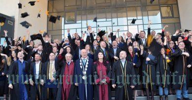 Svečana promocija na Pravnom fakultetu Univerziteta u Travniku