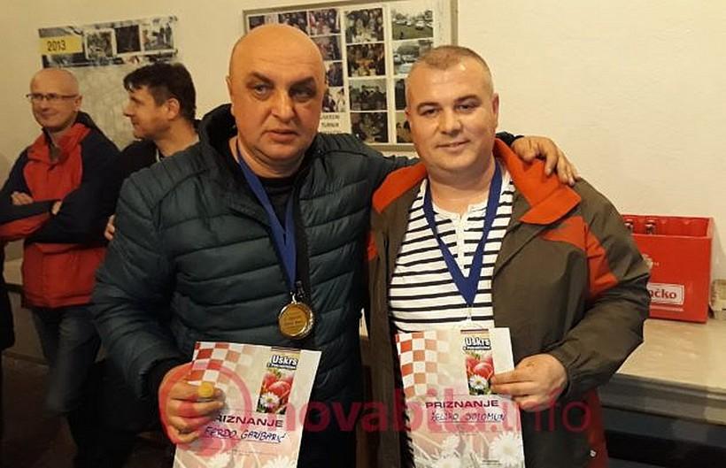 Ferdo Gazibarić pobjednik 16. Uskrsnog turnira u Pokrajčićima