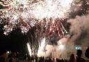 U džematu Kalibunar upriličen vatromet uoči Ramazanskog bajrama