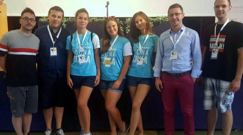 Travničani na svjetskom kongresu u Švedskoj