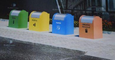 Iinicijativa za Postavljanja podzemnih kontejnera za smeće