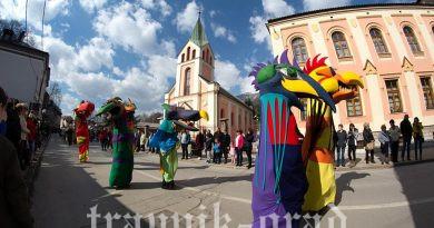 """U nedjelju tradicionalni """"Travnički karneval"""""""