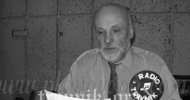 Preminuo novinar Dragan Foršnarič