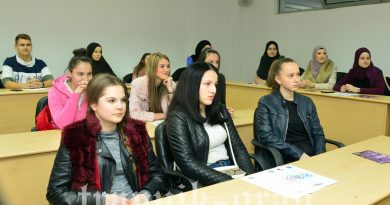 Univerzitet u Travniku upriličio pripremnu nastavu za Matematičku olimpijadu