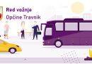"""Dostupna  aplikacija """"Red vožnje – Općina Travnik"""""""