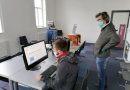 Saradnja CEM-a i Tehničke škole Travnik na izradi vizira za zdravstvene radnike