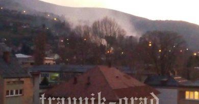 Otkrivena osoba koja je izazvala požar na kući u travničkom naselju Bojna