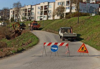 Obavještenje o privremenom zatvaranju dijela ulice Aleja konzula