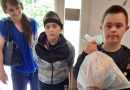 UG Osmjeh iz Novog Travnika izvršilo podjelu bajramskih paketića