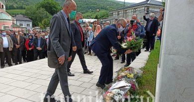Obilježen Dan šehida u Travniku