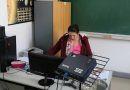 """U KŠC  """"Petar Barbarić"""" Travnik online maturanti polažu online maturu"""