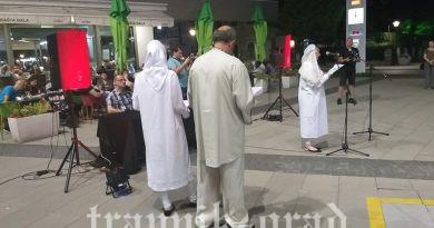 Večeras u Travniku program u povodu godišnjice genocida u Srebrenici