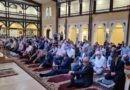 Centralni bajram namaz za Travnički muftiluk održan u Elči Ibrahim-pašinoj medresi