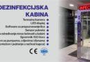 """""""Absolute Group""""  počela sa proizvodnjom kvalitetnih dezinfekcijskih kabina"""
