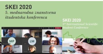 Održana 5. međunarodna Studentska konferencija SKEI 2020