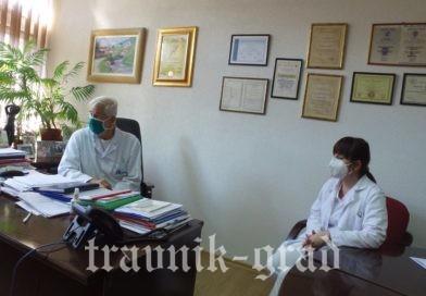 JU Bolnica Travnik preuzela pacijente sa Internog odjela iz Nove Bile