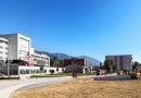 Asfaltiran parking prostor i autobusno stajalište  na Meljancu