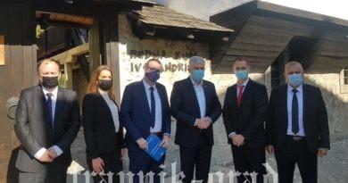 Dragan Čović u Travniku: Prezentirani ciljevi za bolji Travnik su ostvarivi
