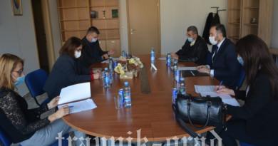 "Vlada SBK – Univerzitet/Sveučilište ""Vitez"" :Utjecaju COVIDA-19 na privredu SBK"