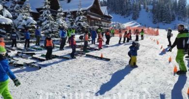 Počela Olimpijina škola skijanja na Vlašiću