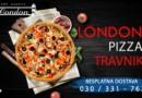 """Vaša pizzeria """"London"""" uskoro na novoj lokaciji u gornjoj čaršiji"""