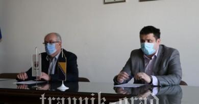 Načelnik Hadžiemrić predstavio novosti na web stranici Općine Travnik