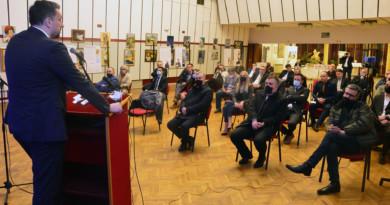 Večeras u Travniku održana svečana akademija NiP-a u povodu Dana nezavisnosti BiH