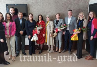 Općinski sud Travnik ispratio još jednu generaciju pripravnika/ volontera