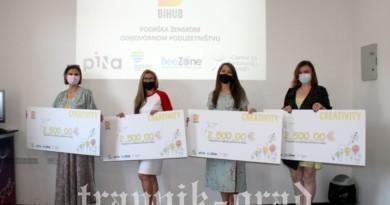 10.000 eura za podršku ženskom odgovornom poduzetništvu u okviru projekta BiHUB
