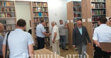 Otvoreno renovirano Centralno odjeljenje Gradske biblioteke u Travniku