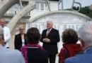 Bivši britanski oficir Stewart i grupa parlamentaraca Velike Britanije posjetili Ahmiće