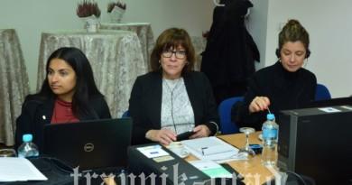 Delegacija iz Švedske u posjeti Općinskom sudu u Travniku
