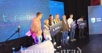 Aplikacija Tour Travnik pobjedila na ITReboot challenge-u